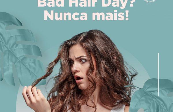 Mutari decreta o fim do bad hair day!