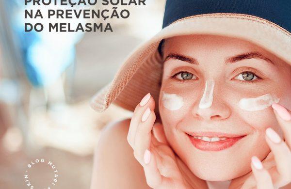 Melasma – Como o uso do filtro solar pode te ajudar na Prevenção