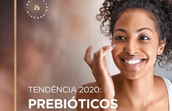 Prebióticos: tendência para tratamentos faciais
