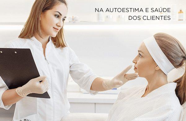 O papel do esteticista na autoestima e saúde dos clientes