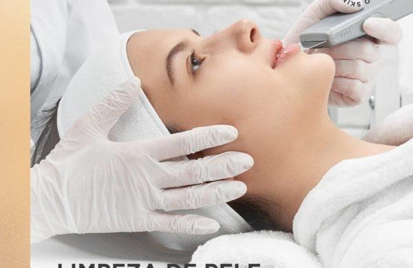 Limpeza de pele mais prática? Temos!
